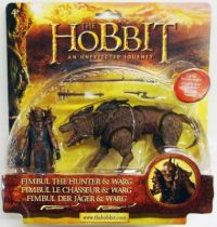 Le Hobbit : Un Voyage Inattendu - Fimbul le Chasseur & Warg