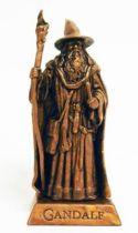 Le Hobbit : Un Voyage Inattendu - Mini Figurine - Gandalf le Gris (bronze)