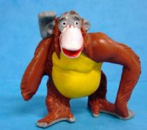 Le livre de la jungle - Figurine PVC Bully - Le Roi Louie