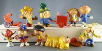 Le Manège enchanté - Figurine Jim - Série de 12 Figurines