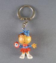 Le Man�ge enchant� - Figurine Jim porte cl�s - Margotte