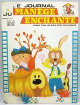 Le Manège Enchanté - Journal Mensuel n°02 - ORTF 1965