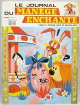 Le Manège Enchanté - Journal Mensuel n°07 - ORTF 1965