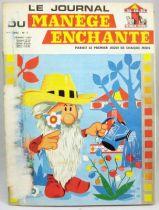 Le Manège Enchanté - Journal Mensuel n°08 - ORTF 1965