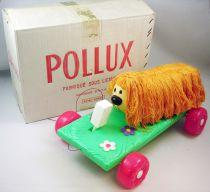 Le Manège enchanté - Pollux jouet à trainer (neuf en boite) - Clairbois