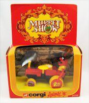 Le Muppet Show - Corgi 1979 - Animal (neuf en boite)
