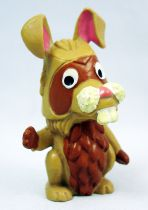 Le Petit Echo de la Forêt - Figurine pvc Bully - Zip le lièvre