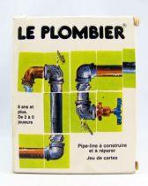 Le Plombier - Jeu de Cartes Miro-Meccano - Pipe-line à construire et à réparer 01