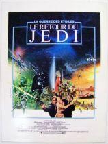 Le Retour du Jedi - Fox-Hachette - Dossier de Presse 01