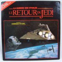 Le Retour du Jedi - Record-Book LP - Disques Ades 1983