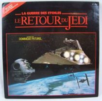 Le Retour du Jedi - Record-Book LP - Disques Ades 1983