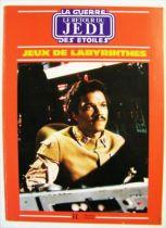 Le Retour du Jedi 1983 - Hachette Jeunesse - Jeux de Labyrinthes 01