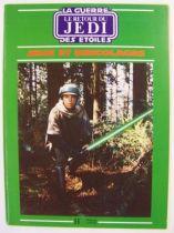 Le Retour du Jedi 1983 - Hachette Jeunesse - Jeux et Bricolage 01