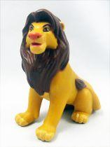 Le Roi Lion - Figurine PVC Disney - Mufasa assis