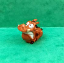 Le Roi Lion - Figurine PVC Nestlé - Pumbaa
