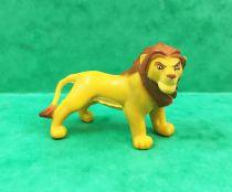 Le Roi Lion - Figurine PVC Nestlé - Rio Lion