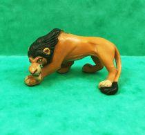 Le Roi Lion - Figurine PVC Nestlé - Scar