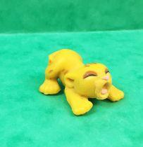 Le Roi Lion - Figurine PVC Nestlé - Simba (bébé)