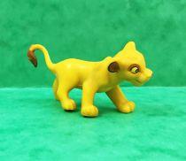 Le Roi Lion - Figurine PVC Nestlé - Simba
