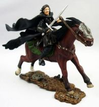Le Seigneur des Anneaux - Armies of Middle-Earth - Aragorn � cheval (loose)