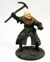 Le Seigneur des Anneaux - Eaglemoss - #013 Soldat Orc sur la Plaine de Dagorlad