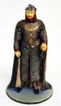 Le Seigneur des Anneaux - Eaglemoss - #028 Le Roi Elessar à Minas Tirith