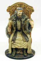 Le Seigneur des Anneaux - Eaglemoss - #043 Le Roi Théoden possédé à Edoras