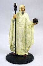 Le Seigneur des Anneaux - Eaglemoss - #063 Saroumane à Orthanc