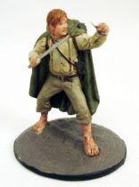 Le Seigneur des Anneaux - Eaglemoss - #064 Sam à Cirith Ungol