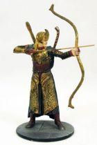 Le Seigneur des Anneaux - Eaglemoss - #076 Archer elfe au Gouffre de Helm
