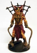 Le Seigneur des Anneaux - Eaglemoss - #093 Maître Haradrim de Mûmakil aux Champs du Pelennor