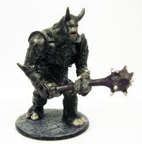 Le Seigneur des Anneaux - Eaglemoss - #114 Troll de combat à Minas Tirith