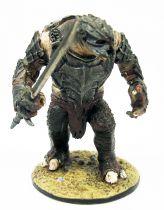 Le Seigneur des Anneaux - Eaglemoss - #119 Troll en armure à la Porte Noire du Mordor