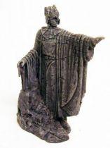 Le Seigneur des Anneaux - Eaglemoss - #125 L\'Argonath Isildur sur la fleuve Anduain