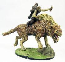 Le Seigneur des Anneaux - Eaglemoss - #HS Cavalier Warg