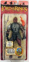 Le Seigneur des Anneaux - Guerrier Uruk-Hai au Cri de Guerre - TTT Trilogy