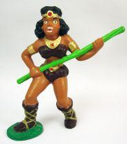 Le Sourire du Dragon - Figurine pvc - Diana l\'Acrobate (M+B Maia Borges)