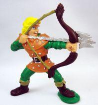 Le Sourire du Dragon - Figurine pvc - Hank le Ranger (M+B Maia Borges)