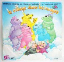 Le village dans les nuages - Vinyl Record - Original Soundtrack - Disques Ades 1982