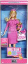 Legally Blonde 2 Barbie (Reese Witherspoon) - Mattel 2003 (ref.B9234)