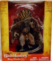Legend of the Blade Hunters - King Draako
