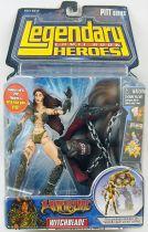 Legendary Heroes - Witchblade - Sara Pezzini (Pitt Series)