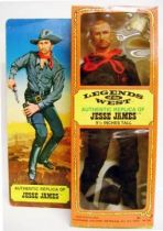 Legends of the West - Excel Toys Corp. - Jesse James