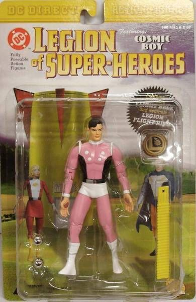 Legion of Supêr-Heroes - Cosmic Boy