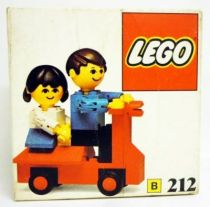 Lego Ref.212 - Scooter