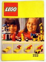 Lego Ref.222 - Idea Book