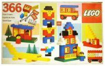 Lego Ref.366 - Basic Set