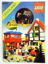 Lego Ref.6000 - LEGOLAND Idea Book