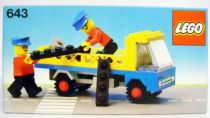 Lego Ref.643 - Flatbed Truck