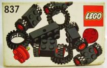 Lego Ref.837 - Wheels and Tires